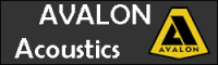 Logo marca AVALON ACOUSTIC