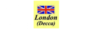 Logo marca LONDON DECCA