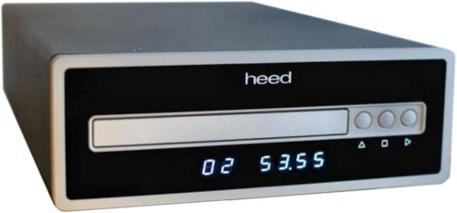 heed delta cd player