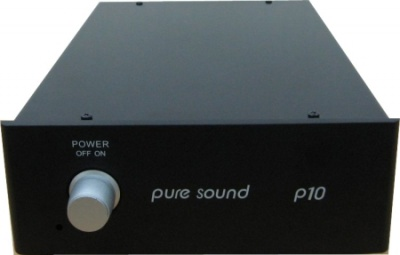 pure sound T10 Colore: black